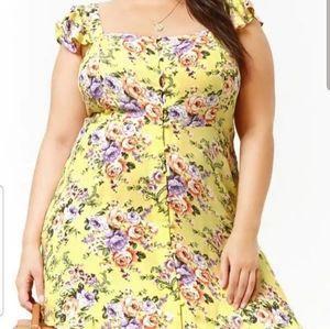 Plus Size Spring Dress